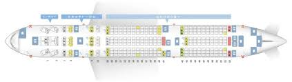 United Boeing 777 200 Seating Chart Korean Air Fleet Boeing 777 200er Details And Pictures
