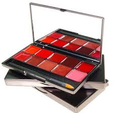 not only do they have their own line of makeup check out their amazing century of reds lip palette