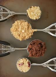 Food Scoop Size Chart A Bakers Guide To Cookie Scoops Bake Or Break