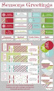 Holiday Address Label Templates Free Printable Holiday Address Labels Free Printable