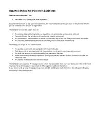 Babysitter No Experience Resume Pdf Format E Databaseorg