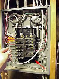 how to install a new circuit breaker in a main or sub panel Electric Circuit Breaker Panel Wiring bringing new electrical cable into breaker panel circuit breaker panel wiring diagram pdf