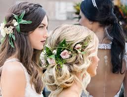 Trendy Svatební účesy Pro Střední A Dlouhé Vlasy Top Trendy Sezóny