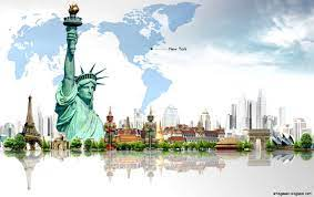 World Travel Wallpaper