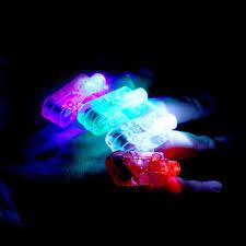 Ring Beams Led Lights 8pcs Led Finger Light Glowing Dazzle Colour Laser Emitting Finger Ring Beams Ring Torch Wedding Party Christmas Celebration Buy Finger