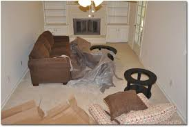 small den furniture. atlanta home staging before picture den with furniture arrangement small o