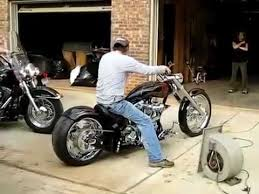 harley davidson custom choppers sound youtube