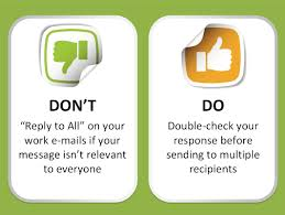 Quick Do And Don T For Email Etiquette My Class Pinterest