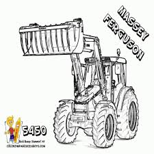 Inspiration Hugo L Escargot Coloriage Tracteur