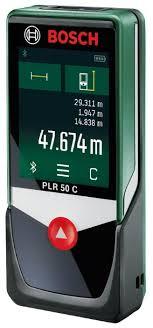Лазерный <b>дальномер BOSCH PLR 50</b> C — купить по выгодной ...