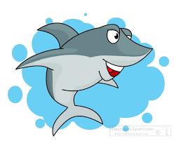 smiling shark clipart. Unique Smiling Smilingsharkclipart115jpg In Smiling Shark Clipart G