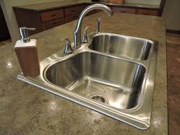 how to put a sinks for granite countertops