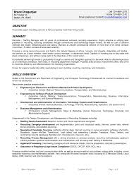 28 Insurance Resume Objective Examples Insurance