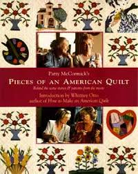 Pieces of an American Quilt & Moviemakers, on the other hand, work in one of the least tactile of media,  in large groups, at a fast pace, and attempt to create an illusion that  somehow ... Adamdwight.com