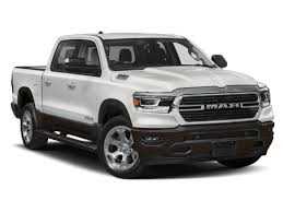 New 2019 Ram 1500 Laramie Longhorn With Navigation & 4WD