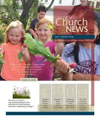 The Church News July/August 2018 by Episcopal Diocese of West Texas - issuu