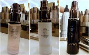 hourgl no 28 primer serum 60 48 veil mineral primer veil fluid make up 57 40