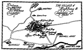 the village of highbury persuasion by jane austen fictional  the village of highbury persuasion by jane austen