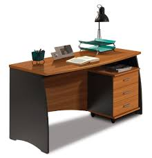 computer office table. Stillo Walnut And Grey Large Computer Office Desk - 004625X . Table R