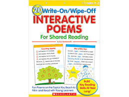 Counting Poems Flip Chart Flip Charts Leftys Book Packaging And Writing By Liza