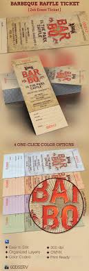 best images about raffle ticket templates ideas barbeque raffle ticket template
