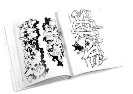 Explore bparas' photos on flickr. Urban Media Graffiti Coloring Book Books At Stylefile