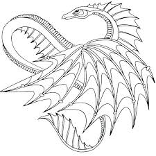 Dragon Coloring Pages Free Dragons Of Home Improvement Printable