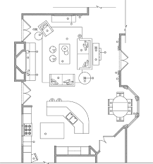 Kitchen Family Room Floor Plans  Home Planning Ideas 2017Family Room Floor Plan