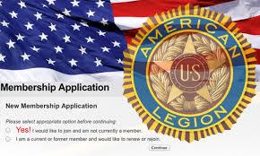 American Legion Business Cards Arts Arts