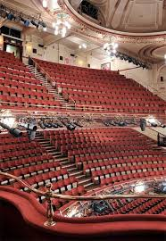 New Palace Theater St Paul Seating Chart Cooltest Info