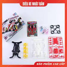 Ô tồ đồ chơi cho bé trai - Xe đua đồ chơi lắp ráp trẻ em mini 4WD Buster  Sonic Nhựa ABS cao cấp - Cam kết nhập khẩu 100% chính hãng 310,000đ