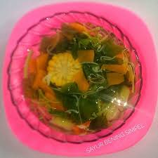Potong2 bayam, kemangi & tomat lalu cuci bersih. Sayurbeningbayamjagung Instagram Posts Gramho Com