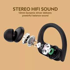 {<b>2020 NEWEST</b>} <b>QCY</b> T6 True Wireless Earphones Sport Bluetooth ...