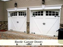 rustic garage doorsWant to Keep Your Homes Rustic Look Try This