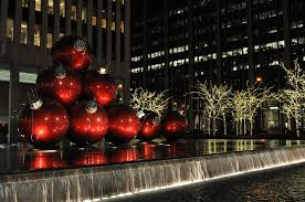 NYC decorations ...