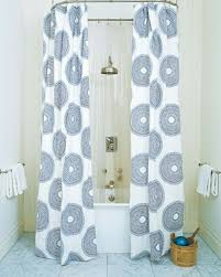 wall mounted shower curtain rod shower curtain sy
