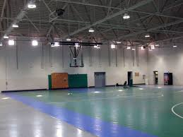 texas army national gurard camp mabry dining hall gym austin texas usa