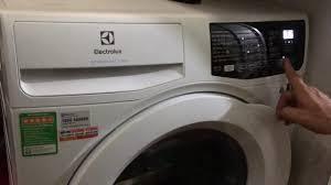 Hướng dẫn cách vệ sinh máy giặt cửa ngang Electrolux 7kg - Nhà bếp SCO -  Tổng kho nhà bếp hàng đầu Việt Nam