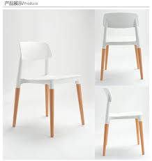 white wood dining chairs. Wood \u0026 Plastic Chair,wood Dining Chair,living Room Furniture,fashion Chair, White Chairs E