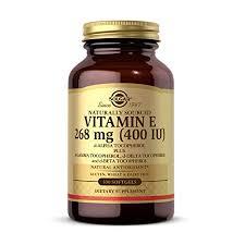 Solgar, Vitamin <b>E</b>, <b>400 IU</b>, 100 Softgels: Amazon.in: Health ...