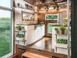 tiny home kitchens