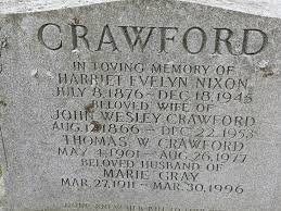 John Wesley Crawford (1866-1953) - Find A Grave Memorial