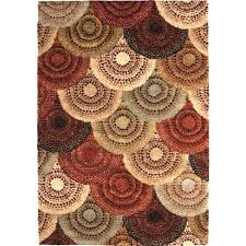 rust area rug solid rust colored area rugs