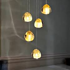 mizu 5 pendant light