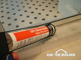 installing silicone caulk 100 bathtub