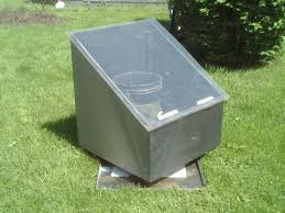 Water Heater Box Very Simple Diy Bucket Solar Batch Water Heater