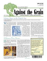 Against The Grain V30 3 June 2018 By Against The Grain Issuu