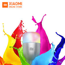 Global Version Xiaomi <b>Mi LED Smart Bulb</b> Colour 10W 800 Lumens ...