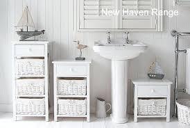 white wooden bathroom furniture. White Wooden Bathroom Furniture. Freestanding Cabinet Free Standing Furniture Cabinets E
