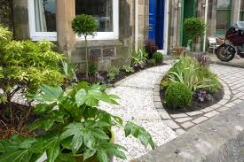 ideas small front garden design uk